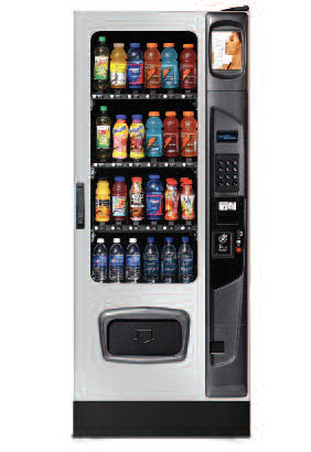 Alpine ST3000 Vending Machine